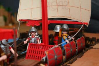 Clausura Expo Playmobil «Los clicks vuelven a Utebo»
