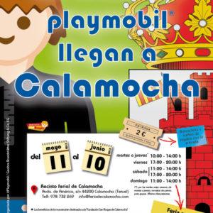 Los clicks de Playmobil llegan a Calamocha