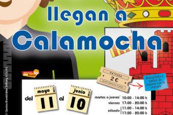ClickAragon expone en Calamocha.