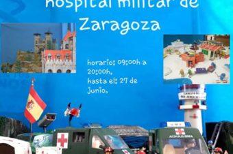 Nueva expo en el Hospital Militar de Zaragoza