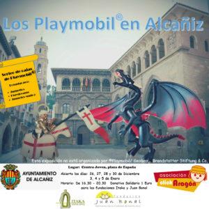 Los clicks en Alcañiz